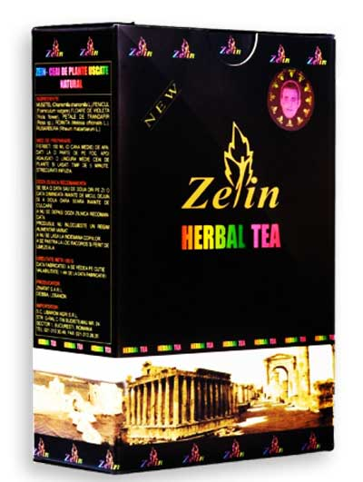 Ceai ZEIN pentru SLABIT - secretfantasy.ro