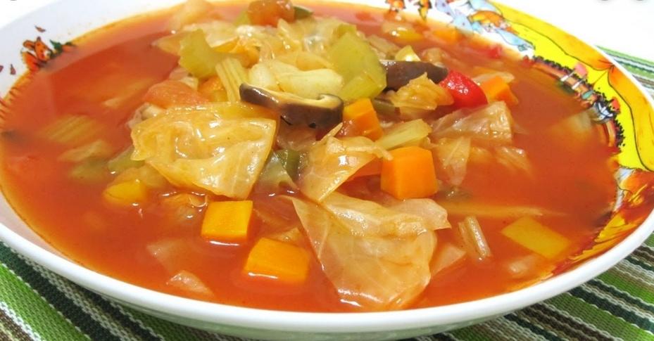 Dieta cu supa de varza: slabeste 5 kg intr-o saptamana