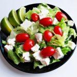 Salata de cruditati cu mustar