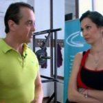 Exercitii pentru abdomen Nicoleta Luciu