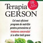 Cartea Terapia Gerson