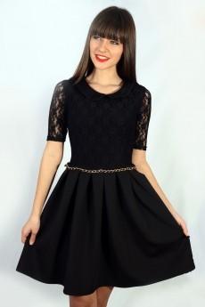 rochie-neagra-cu-dantela