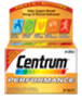 centrum performance energy
