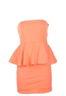 rochie-zara-portocalie