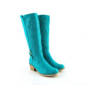 cizme-piele-albastre