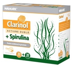 clarinol-spirulina