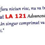 Pastile de slabit LA 121