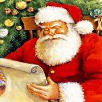 Criza şi Moş Crăciun