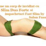 Slim Duo Forte + 5 sedinte de impachetari corporale cadou!