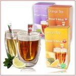 Ceaiul rosu te fereste de afectiunile toamnei