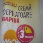 Crema depilatoare Farmec