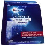 Crest Whitestrips. O solutie pentru dintii galbeni!