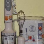 Mixer de mana Philips HR1613/00