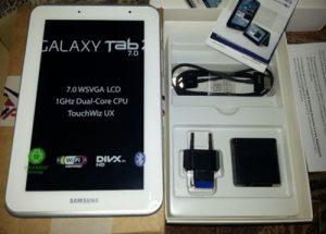 Samsung Galaxy Tab2 P3110