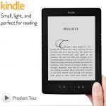 Kindle WI-FI 6″ E-Ink