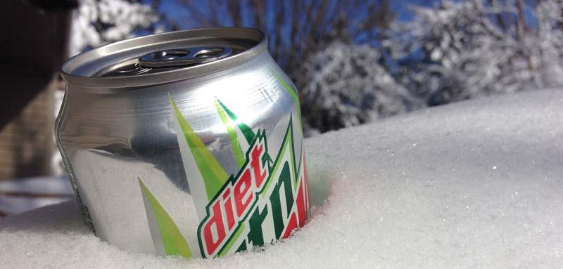 mountain dew rece calorii