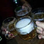 Cate calorii are o halba de bere?