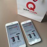 Quickmobile, primii la care a ajuns iPhone 6 in .ro