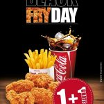 Black Friday la KFC