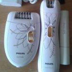 Epilator Philips Satinelle HP6540/00
