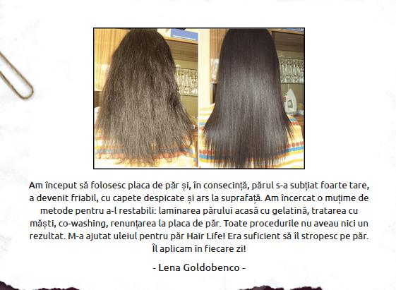 Uleiul Mega Hair