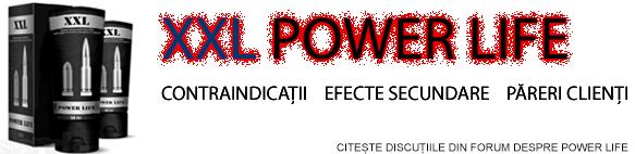 crema power life xxl