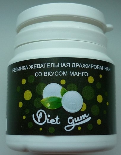 diet gum