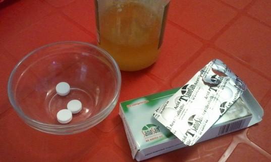 masca-aspirina
