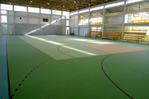 sala fotbal