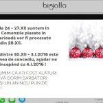 Lectie cu bigiotto.ro: actualizarea informatiilor
