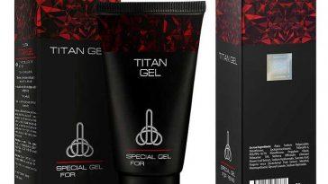 titan gel - a se observa timbrul de pe cutie