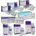 Candida de la antibiotice (Augmentin)?