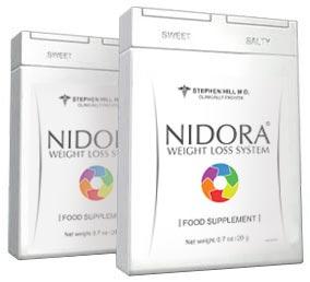 2 cutii de Nidora