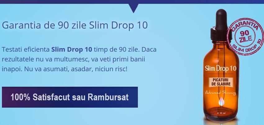 Slim Drop 10 Picaturi De Slabit