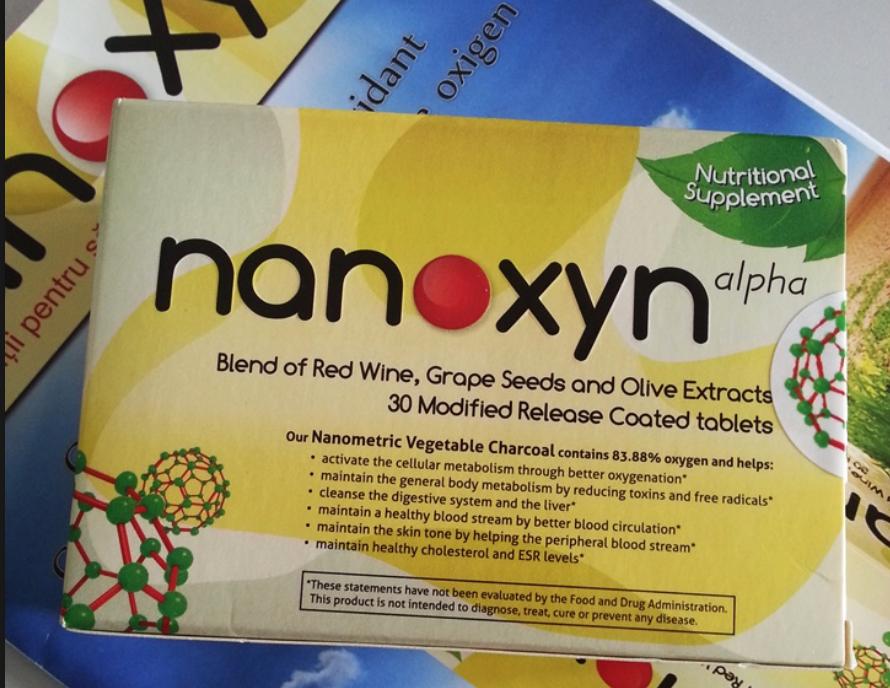 o cutie de nanoxyn alpha