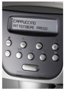 Espressor automat DeLonghi ESAM4500 panou control