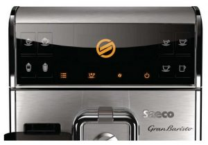 Saeco GranBaristo HD8965/01 display digital