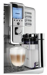 Saeco Incanto HD9712/01 preparare cappuccino