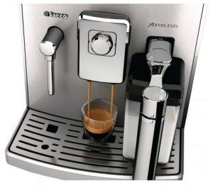 Saeco Xelsis Evo HD8953/19 preparare espresso