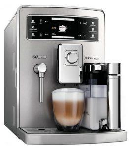 Saeco Xelsis Evo HD8954/09 preparare cafea