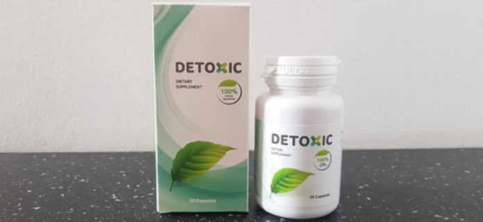 Detoxic Capsule