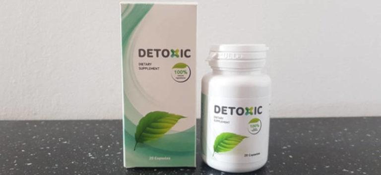 Detoxic Capsule Informatii Pareri