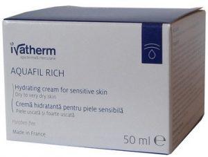 Ambalaj crema hidratanta pentru piele Aquafil Rich