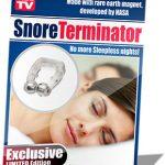 Snore Terminator – Adio Sforait?