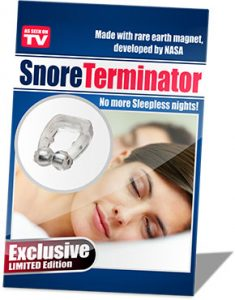 Snore Terminator Ambalaj