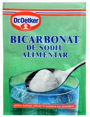 Dieta de Detoxifiere Cu Bicarbonat De Sodiu