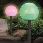 Solar Power Ball Lampi