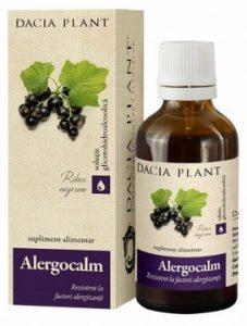 Alergocalm Dacia Plant
