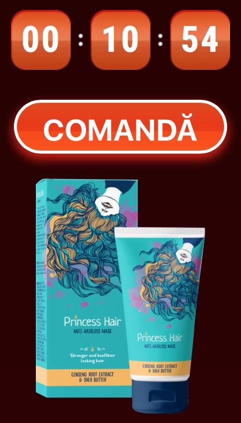 princess hair masca