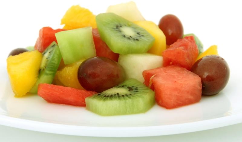 detoxifiere cu salate de fructe